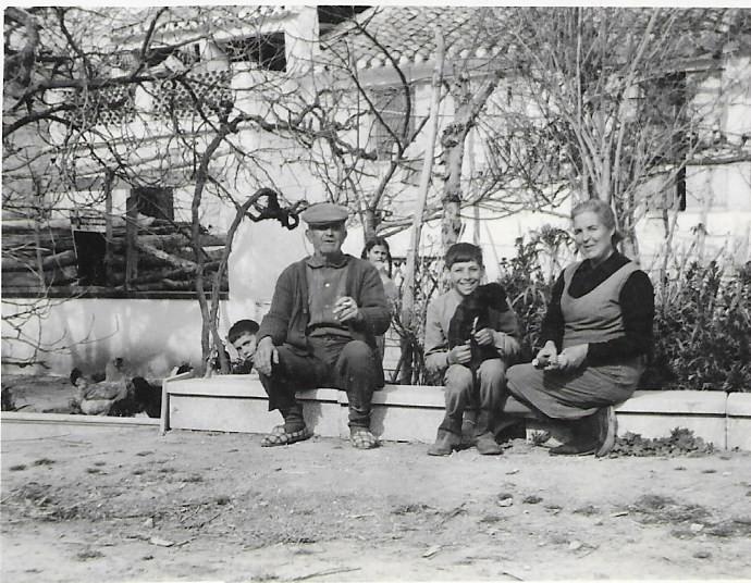 historia alojamientos rurales Al Agia