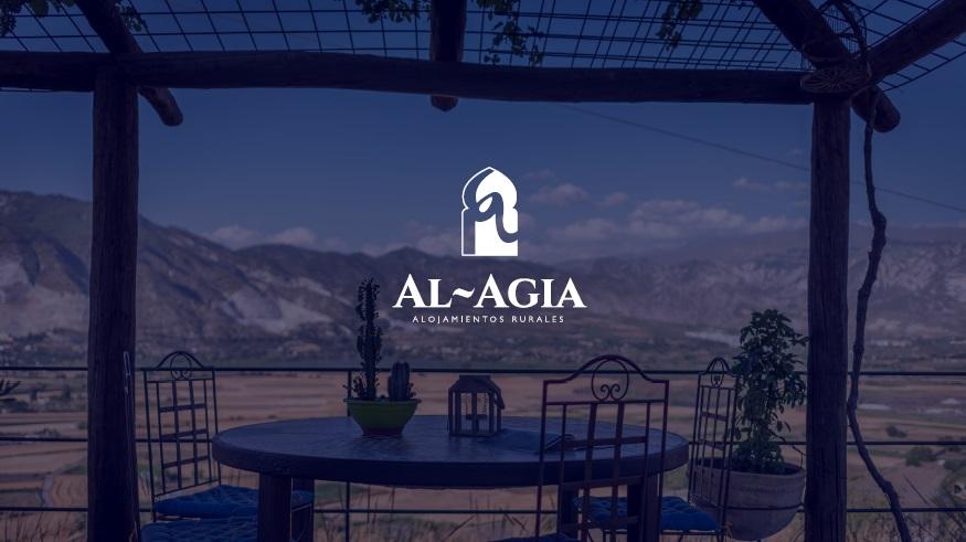 presentación de la marca de los Alojamientos Rurales Al Agia