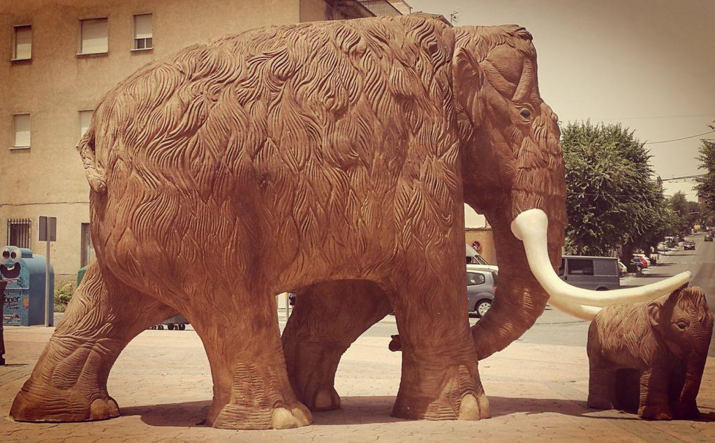 mamut de Padul, punto de encuentro