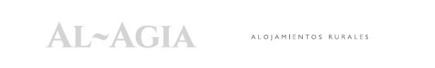 tipografia de la marca Al Agia