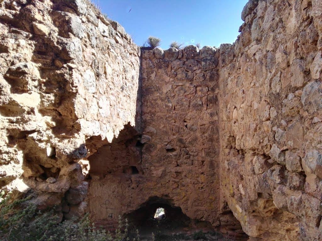 castillo de zoraya mondujar valle de lecrin