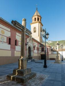 iglesia santa maria la mayor de padul