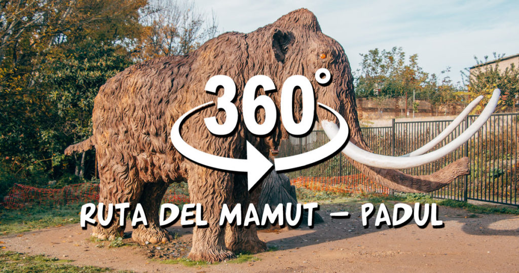 tour virtual ruta del mamut 50 razones para visitar padul