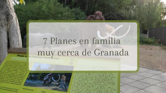 planes en familia granada