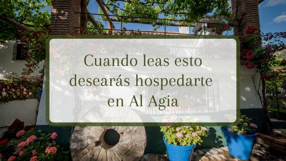hospedarte en Al Agia